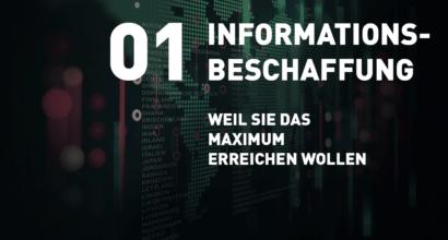 informationsbeschaffung